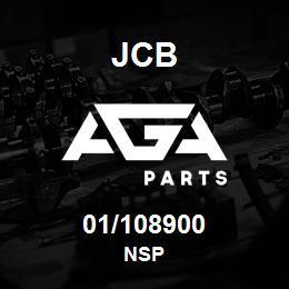 01/108900 JCB NSP