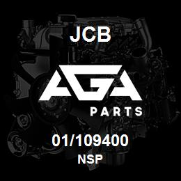 01/109400 JCB NSP | AGA Parts