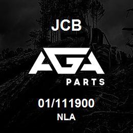 01/111900 JCB NLA   AGA Parts