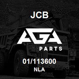 01/113600 JCB NLA | AGA Parts