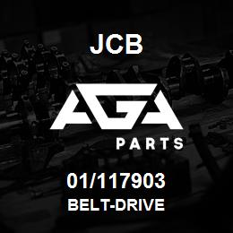 01/117903 JCB BELT-DRIVE | AGA Parts
