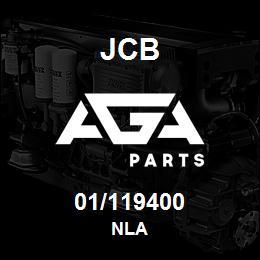 01/119400 JCB NLA | AGA Parts