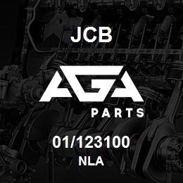 01/123100 JCB NLA   AGA Parts