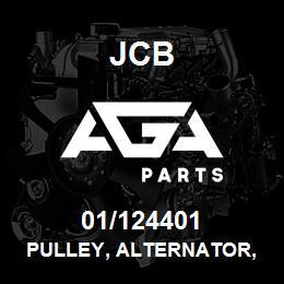 01/124401 JCB Pulley, alternator, D=70mm single groove | AGA Parts
