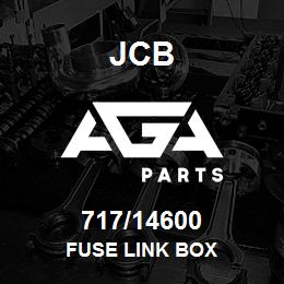 717/14600 FUSE LINK BOX - 717/14600 - JCB spare part ... on fuse types, fuse selection chart, fuse tap, fuse panel, red box location, 1998 f150 fuse location, fuse sizes chart, fuse box home, fuse comparison chart, 2003 impala heater box location, air filter box location, toyota fuse location, fuse box layout, fuse cross reference chart, fuse entertainment,