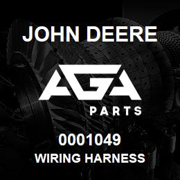 0001049 John Deere WIRING HARNESS | AGA Parts
