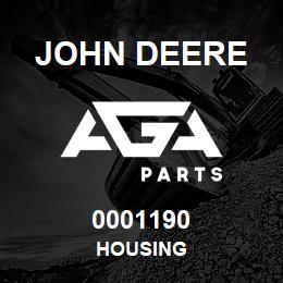 0001190 John Deere HOUSING