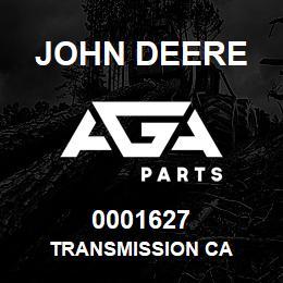0001627 John Deere TRANSMISSION CA