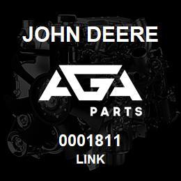 0001811 John Deere LINK