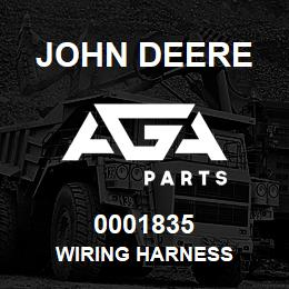 0001835 John Deere WIRING HARNESS | AGA Parts