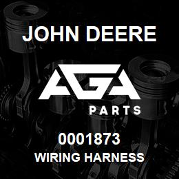 0001873 John Deere WIRING HARNESS | AGA Parts