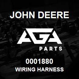 0001880 John Deere WIRING HARNESS | AGA Parts