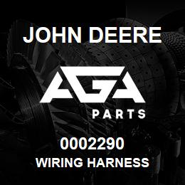 0002290 John Deere WIRING HARNESS | AGA Parts