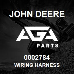 0002784 John Deere WIRING HARNESS | AGA Parts