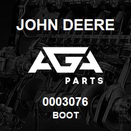 0003076 John Deere Boot | AGA Parts