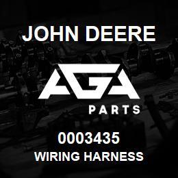 0003435 John Deere WIRING HARNESS