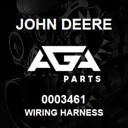 0003461 John Deere WIRING HARNESS | AGA Parts