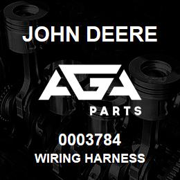 0003784 John Deere WIRING HARNESS | AGA Parts