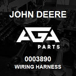 0003890 John Deere WIRING HARNESS | AGA Parts