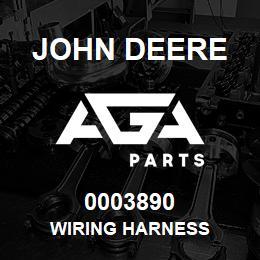 0003890 John Deere WIRING HARNESS