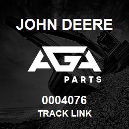 0004076 John Deere TRACK LINK