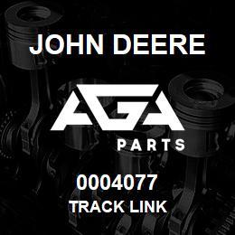 0004077 John Deere TRACK LINK