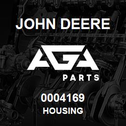0004169 John Deere Housing | AGA Parts