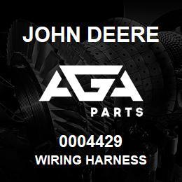 0004429 John Deere Wiring Harness | AGA Parts