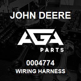 0004774 John Deere WIRING HARNESS