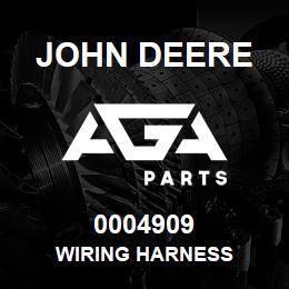 0004909 John Deere WIRING HARNESS