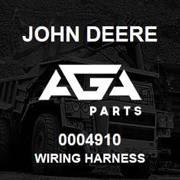0004910 John Deere WIRING HARNESS | AGA Parts
