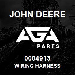 0004913 John Deere WIRING HARNESS | AGA Parts