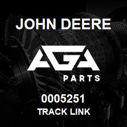 0005251 John Deere Track Link