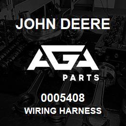 0005408 John Deere WIRING HARNESS | AGA Parts