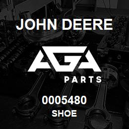 0005480 John Deere SHOE | AGA Parts