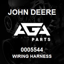 0005544 John Deere Wiring Harness | AGA Parts