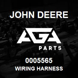 0005565 John Deere WIRING HARNESS | AGA Parts