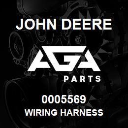 0005569 John Deere WIRING HARNESS | AGA Parts