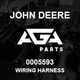 0005593 John Deere Wiring Harness | AGA Parts