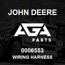 0006553 John Deere WIRING HARNESS | AGA Parts