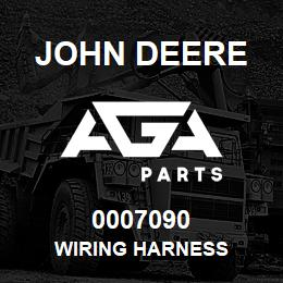 0007090 John Deere Wiring Harness | AGA Parts