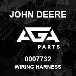 0007732 John Deere WIRING HARNESS | AGA Parts