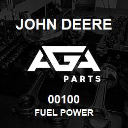 00100 John Deere FUEL POWER | AGA Parts