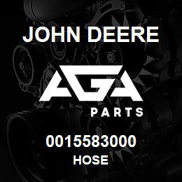 0015583000 John Deere HOSE | AGA Parts