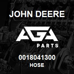 0018041300 John Deere HOSE | AGA Parts