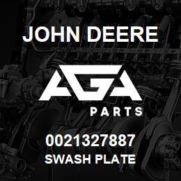 0021327887 John Deere Swash Plate | AGA Parts