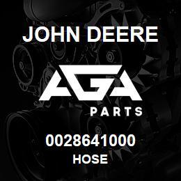 0028641000 John Deere Hose | AGA Parts