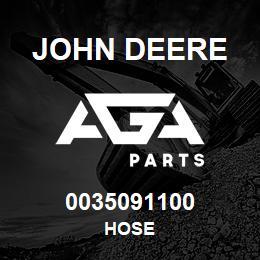 0035091100 John Deere Hose | AGA Parts