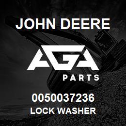 0050037236 John Deere Lock Washer   AGA Parts