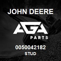 0050042182 John Deere Stud | AGA Parts